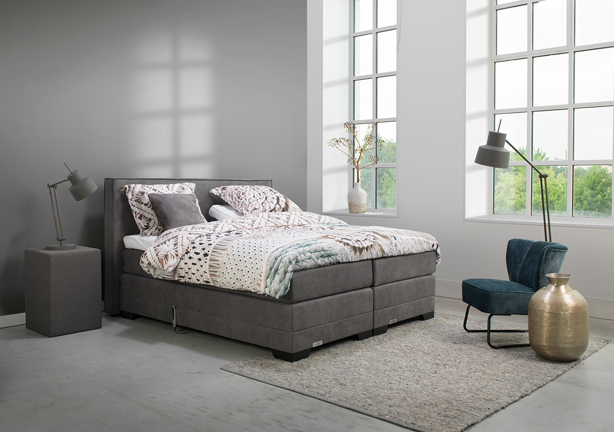 Caresse 3800-Rough-Grey